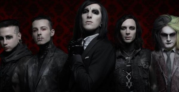 Motionless in White postpone UK/IRE dates