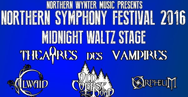 Northern Symphony Festival 2016 – further announcements