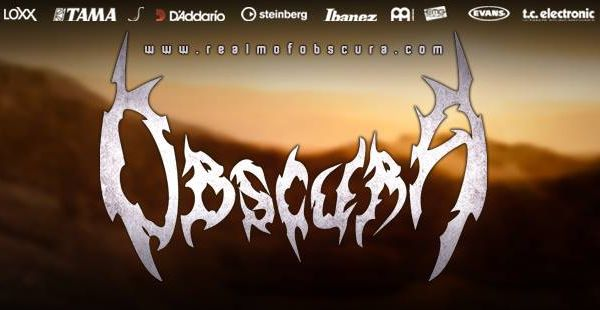 Obscura anounce European tour with Revocation, Beyond Creation and Rivers of Nihil