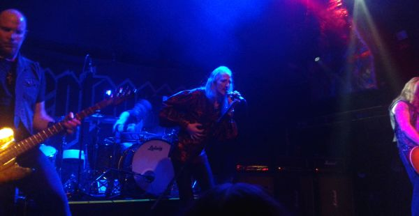 Pentagram / The Order of Israfel – O2 Academy Islington, 14th Nov 2015