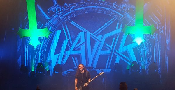 Slayer / Anthrax / Kvelertak – O2 Academy Glasgow, 25th Nov 2015