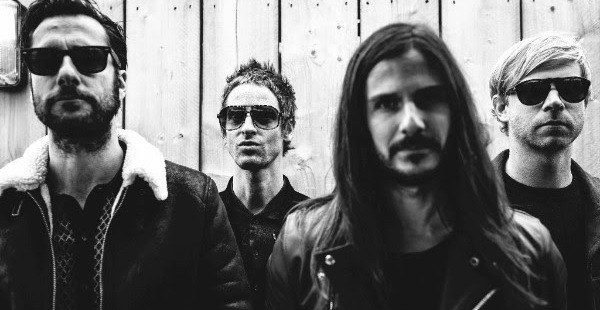 "The Temperance Movement announce new single ""Oh Lorraine"""