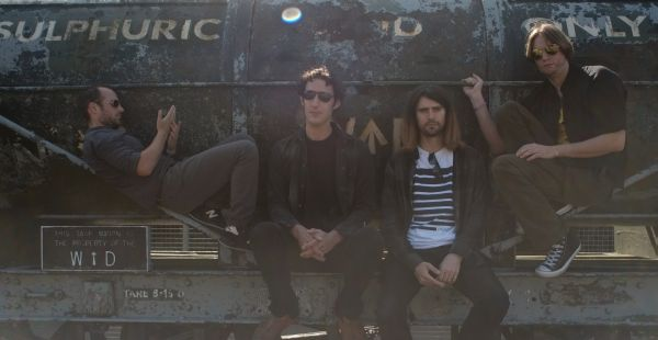 The Vigil release new single and add two dates to tour