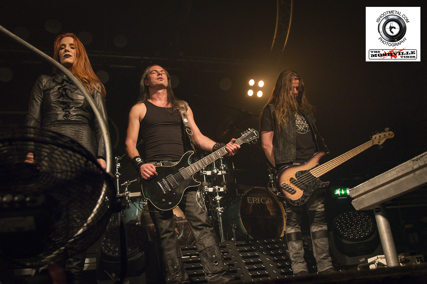 Epica/Eluveitie/Scar Symmetry – The Garage, Glasgow (14th November 2015)