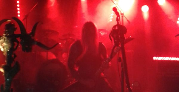 Belphegor / Vital Remains / Hate / Ethereal – The Dome, London (10th Dec 2015)