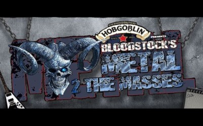 Bloodstock Hobgoblin Metal 2 the Masses 2016 header