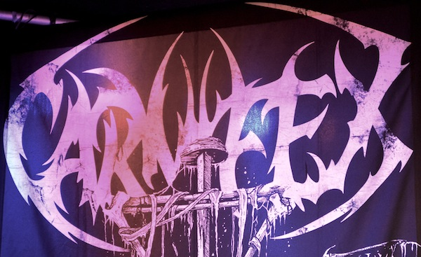 Carnifex / Within the Ruins / Fallujah / Boris the Blade – Cathouse, Glasgow (6th December 2015)