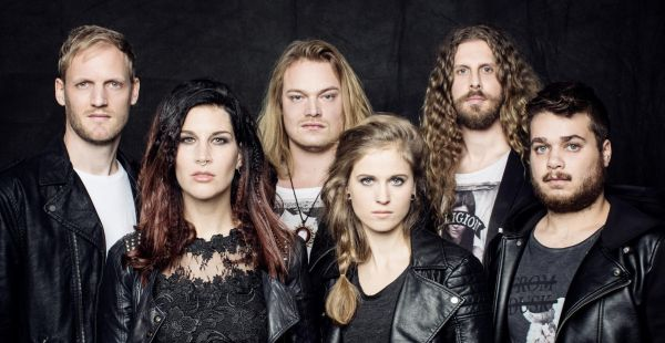 Delain / Evergrey / Kobra and the Lotus – Classic Grand, Glasgow (9th November 2016)