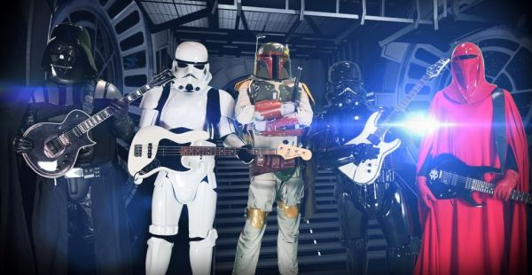 WIN Galactic Empire tickets (Glasgow/Edinburgh)