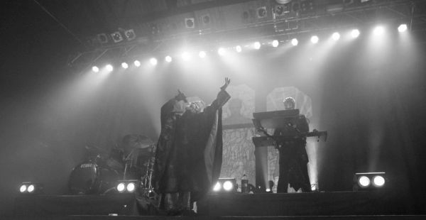 Ghost / Dead Soul – Bristol Academy, December 20th 2015
