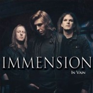 Immension - In Vain