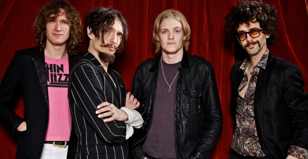 The Darkness / The River 68's – O2 Academy Glasgow 5th Dec 2015