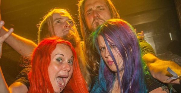 Bloodstock 2017 Interview: Amie Chatterly and Gemma Lawless of Dakesis