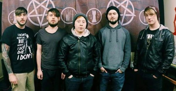 Band of the Day – Deadly Inscription