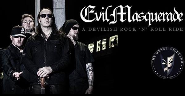 Evil Masquerade – new album this Spring