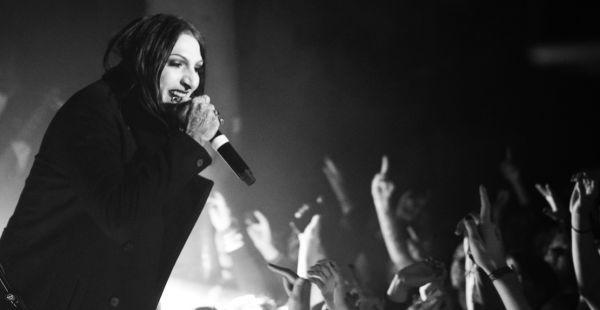 Motionless in White / New Years Day / Silent Screams – Camden Underworld, 23 January 2016