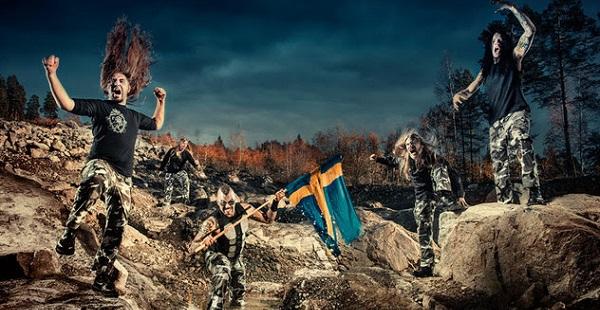 "Sabaton – new live video for ""Carolus Rex"""