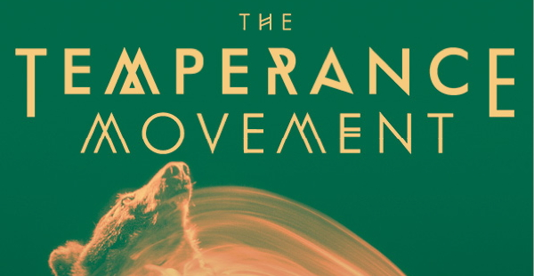 The Temperance Movement logo and White Bear