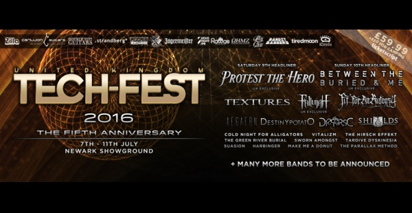 Tech-Fest 2016 – more bands announced
