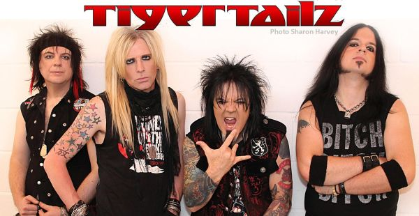 Tigertailz – new video and a petition!