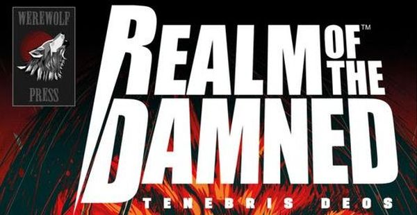 WIN a Realm of the Damned merch bundle