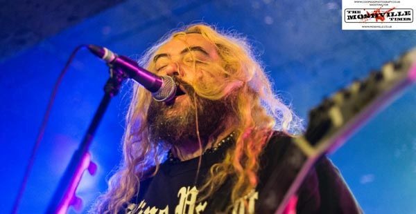 Soulfly / King Parrot / Incite – Glasgow King Tut's, 4th Feb 2016