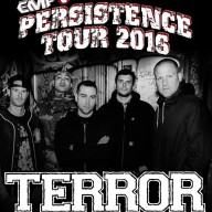 Terror Persistence Tour 2016