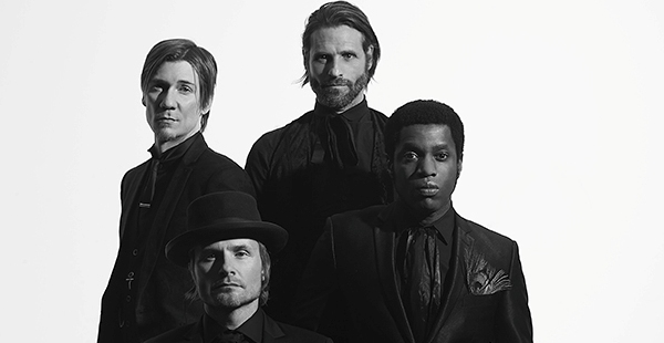 Vintage Trouble / Slydigs – Concorde 2, Brighton (30th June 2016)