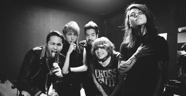 Crossfaith / The One Hundred / Counting Days – The Haunt, Brighton (18th March 2016)