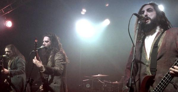 Fleshgod Apocalypse / Xerath / Ethereal – Glasgow Audio, 13th March 2016