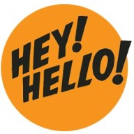 Hey! Hello! logo
