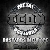 I.C.O.N. Euro 2016 tour