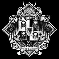 Orange Goblin 20 logo