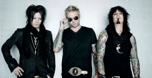 Sixx: AM – Prayers for the Damned