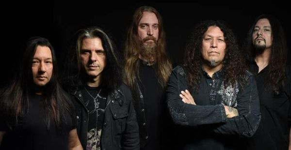 Testament band header