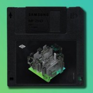 The Algorithm - Brute Force floppy