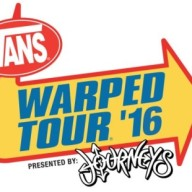 Vans Warped Tour 2016 header