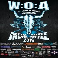 Wacken Metal Battle Canada 2016