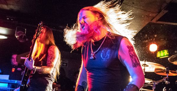 Amon Amarth – London Underworld, 22nd March 2016