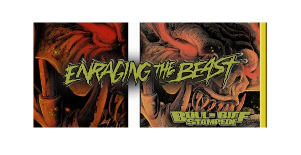 Bull-Riff Stampede – new album pre-orders available