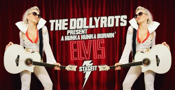 The Dollyrots Stage-It this Sunday