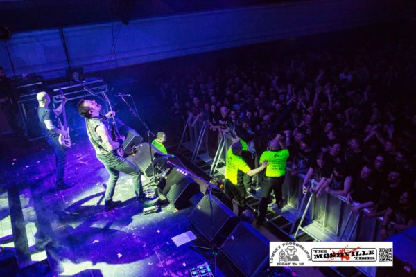 Trivium / Savage Messiah / As Lions – Grand Hall, Kilmarnock (1st April 2016)
