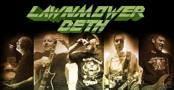 Pre-Uprising Interview: Qualcast Mutilator from Lawnmower Deth