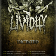 Lividity Dictated EU tour 2016