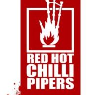 Red Hot Chilli Pipers logo