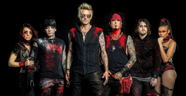 Review: Sixx:A.M. – Vol 2. Prayers for The Blessed