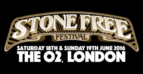 Stone Free Festival full lineup and schedule announced