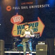 Vans Warped 2016 Kevin Lyman
