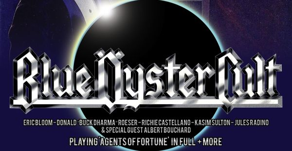 Blue Öyster Cult confirm exclusive UK date