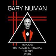 Gary Numan 2016 tour